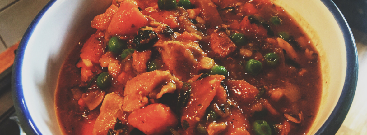 Low Carb Japanese Chicken Curry