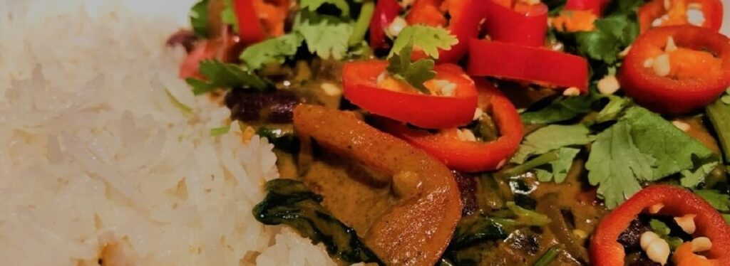 Healthy Carribean Coconut Stew 7 - Featured Image